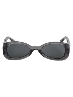 X Dries Van Noten Grey Sunglasses