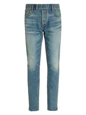 Fearofgodzegna Blue Denim Trousers
