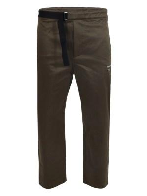 Military Green Regs Pants