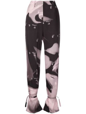 Liquid Melt Coulisse Formal Pant