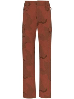 Terracotta Regenerated Military Pants