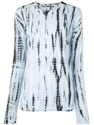 Tie Dye Tissue Jersey T-shirt