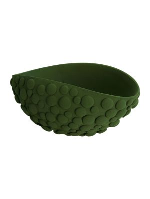 Green Bobble Bowl Shape 1