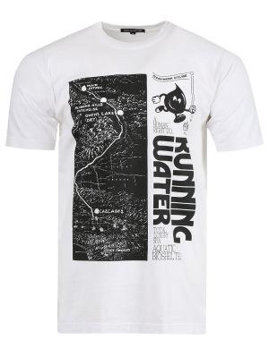 Running Water Graphic T-shirt