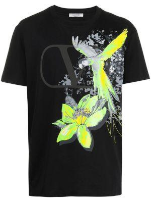 Jungle Mural Print T-shirt