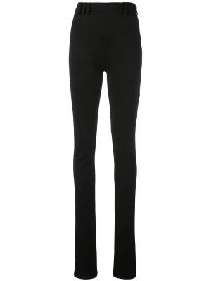 Black Skinny Jersey Leggings