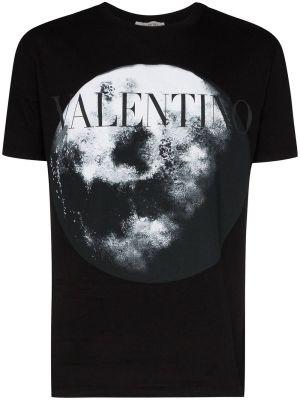 Moon Logo Graphic T-shirt