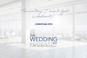 THE NEXT LEVEL: Christian Oth: Innovative Wedding Photojournalism