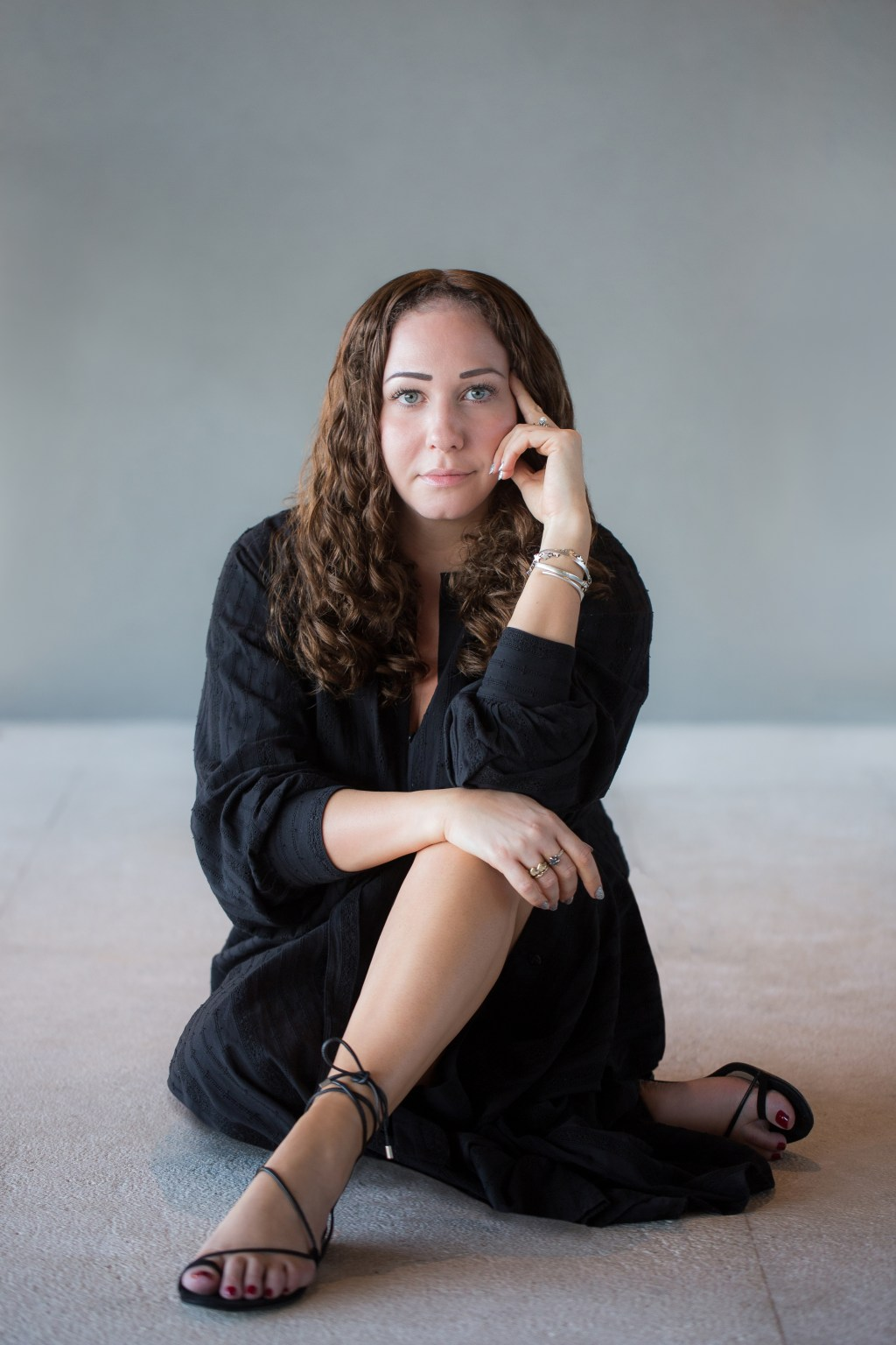 CARRIE GOLDBERG: Travel & Weddings Director, Harpers Bazaar