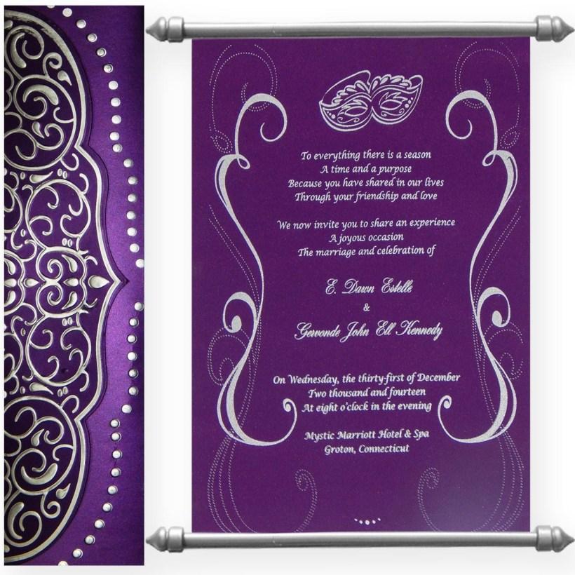 Design Wedding Invitations Online India | Newsinvitation.co
