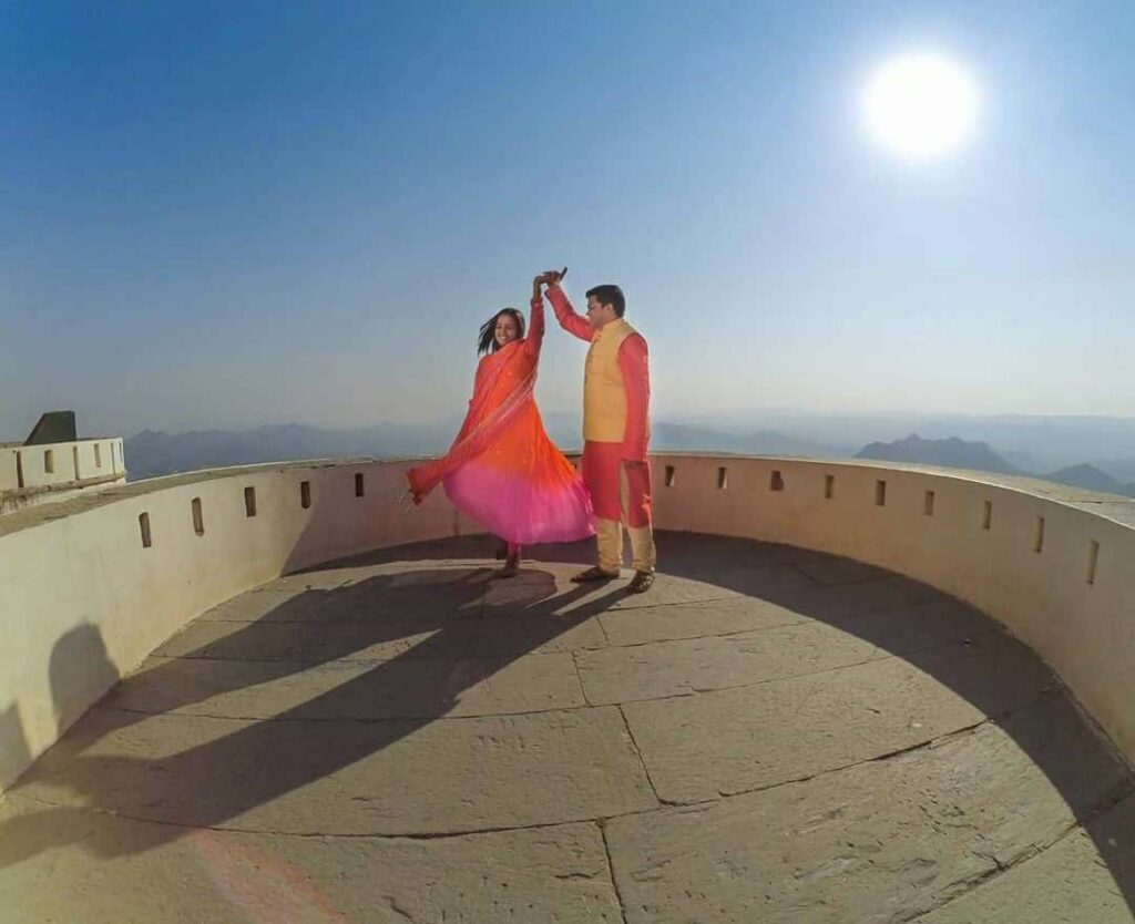 pre wedding places in Udaipur