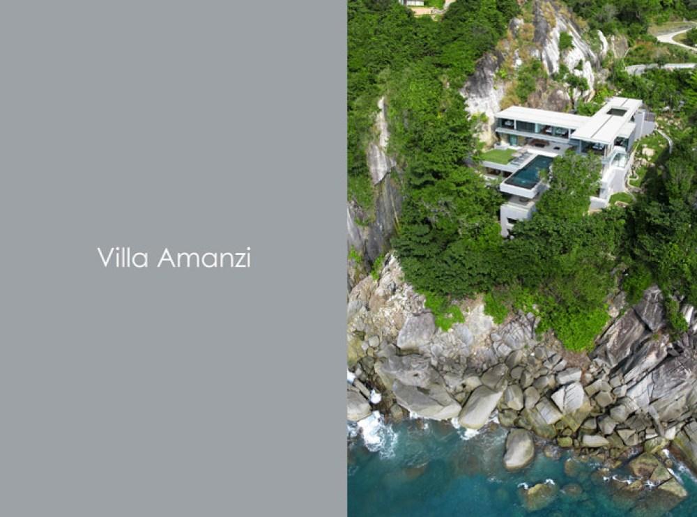 Villa Amanzi Phuket