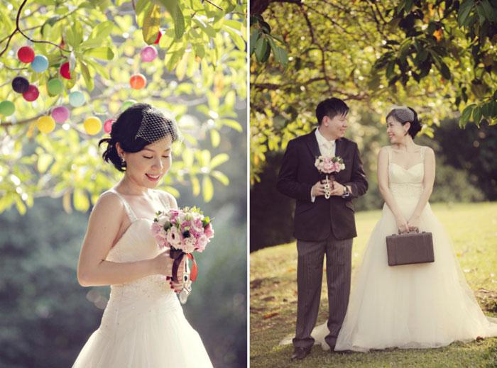 Photography by ZA Gallery. www.theweddingnotebook.com