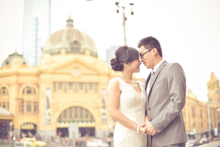 Andrew Yep Photographie pre-wedding in Australia
