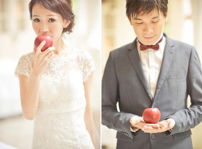 © Andrew Yep Photographie. The Wedding Notebook - Love