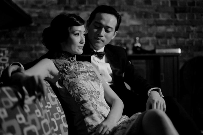 1960s Shanghai Style. Photography by Chris Ling International Photographers. www.theweddingnotebook.com