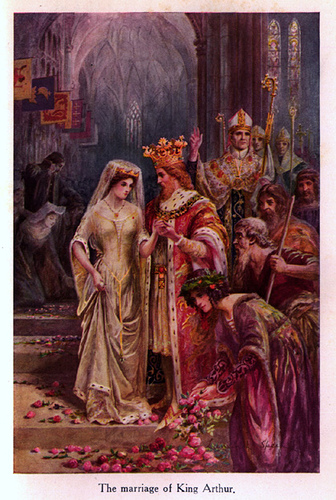 Medieval Wedding Traditions