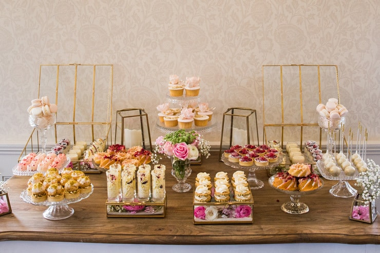 Bridal Shower Questions Answered Dessert Table 3 The