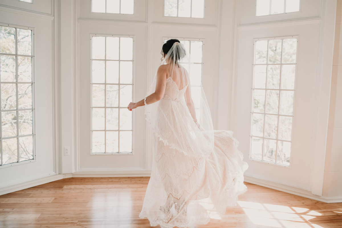 Wedding Dress Cleaning And Preservation: Give This Service