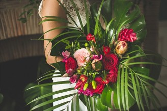 Colourful Day of the Dead Styled Shoot | Photography by Kirsty Mackenzie, Styling by The Wedding Spark