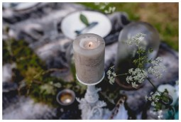 Norse-inspired styled shoot, Maria Assia Photography and The Wedding Spark