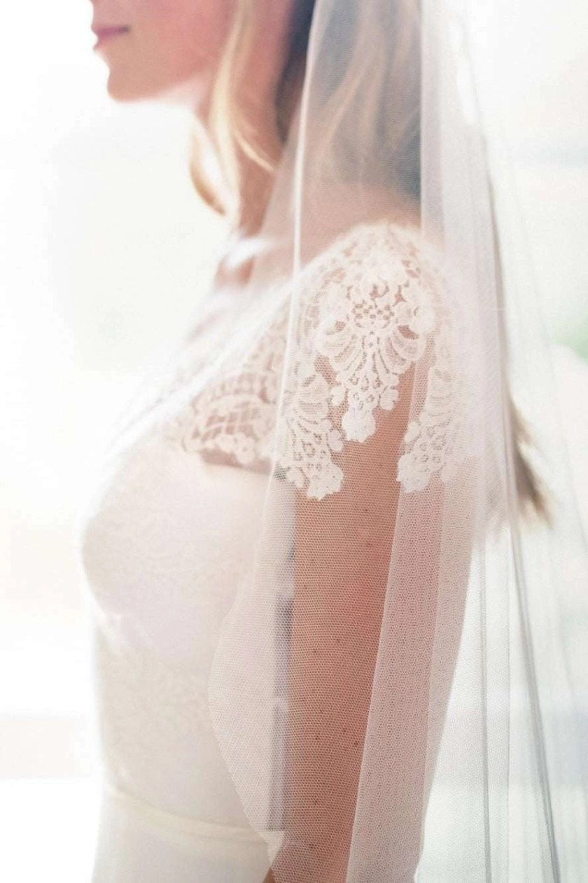 custom wedding veils