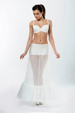 H1-190 BP1-190 A line bridal underskirt