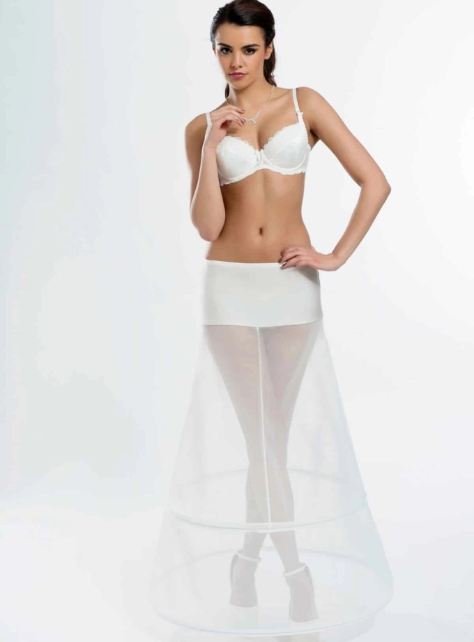 BP7-220 bridal underskirt