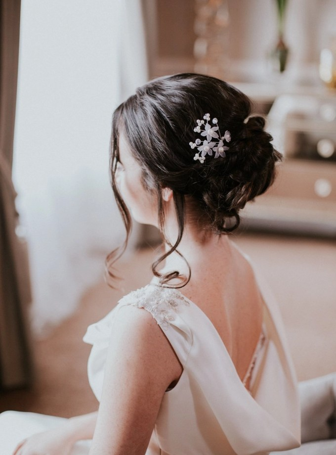 hp4469 bridal hair pin