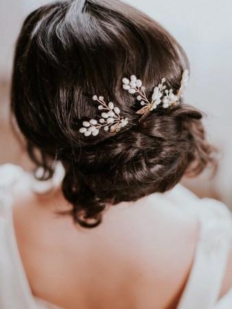 hp4649 bridal hair pin
