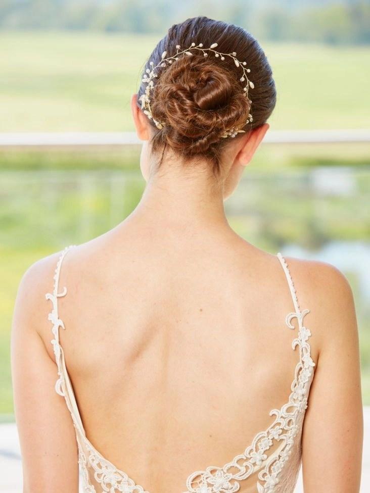 ll327 bridal hair vine