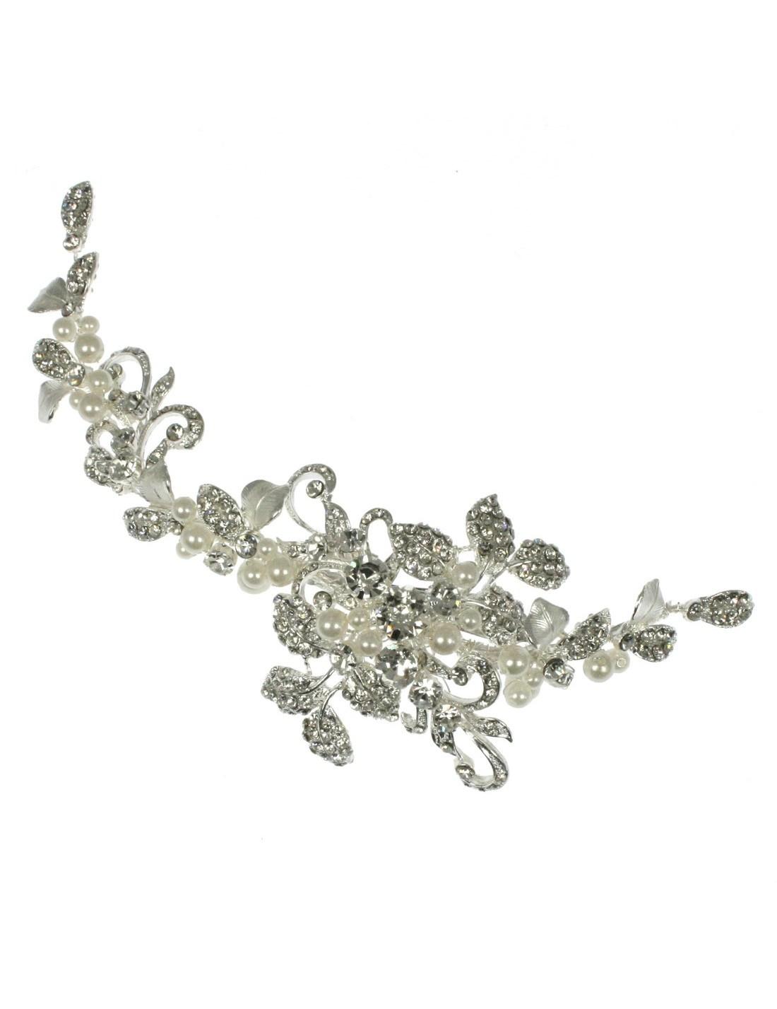 LP689 bridal hair clip wedding hair accessory