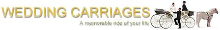 wedding carriages logo