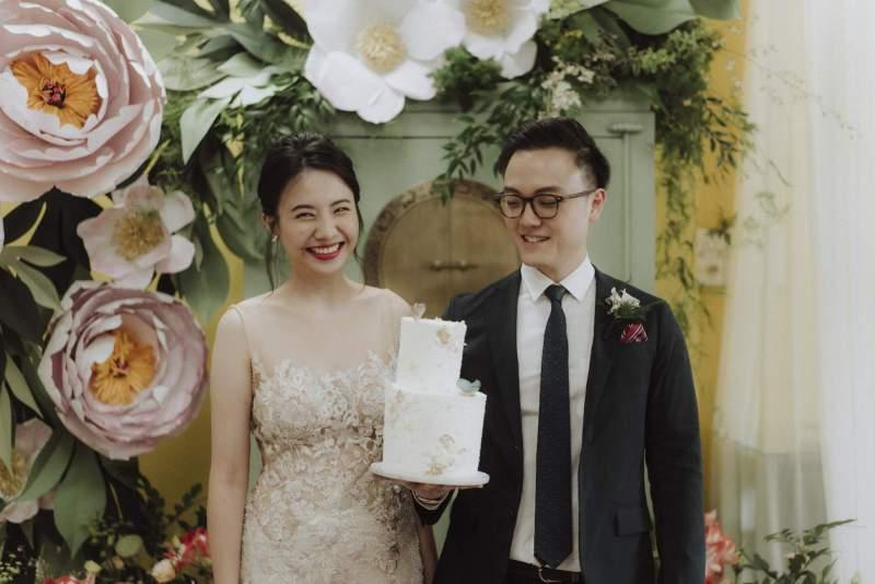 Buttercream Cake Wedding