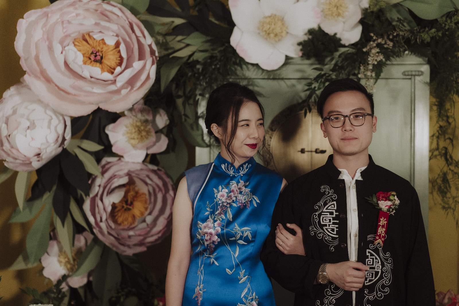 Cheongsam Wedding