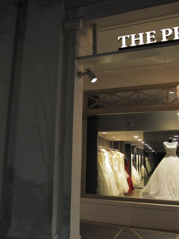 The Pro Feature: The Proposal and Trinity Gallery