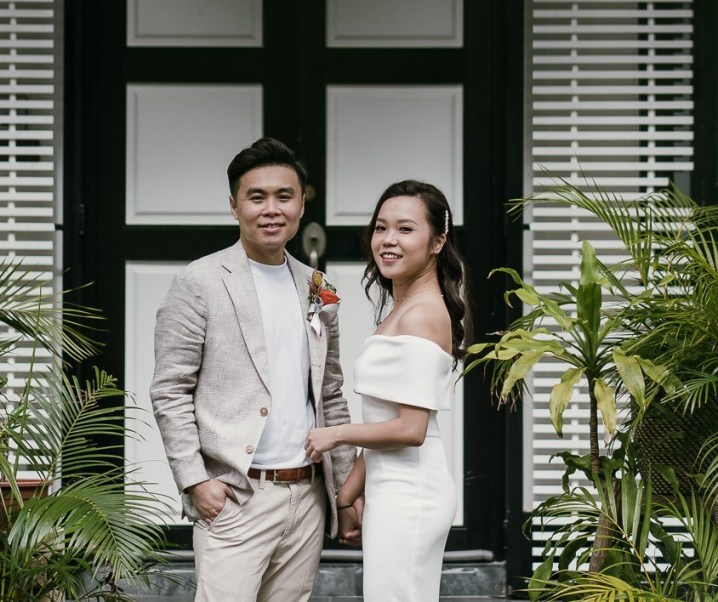 How This Couple Re-worked Their Plan to Tie the Knot on 10 Oct 2020