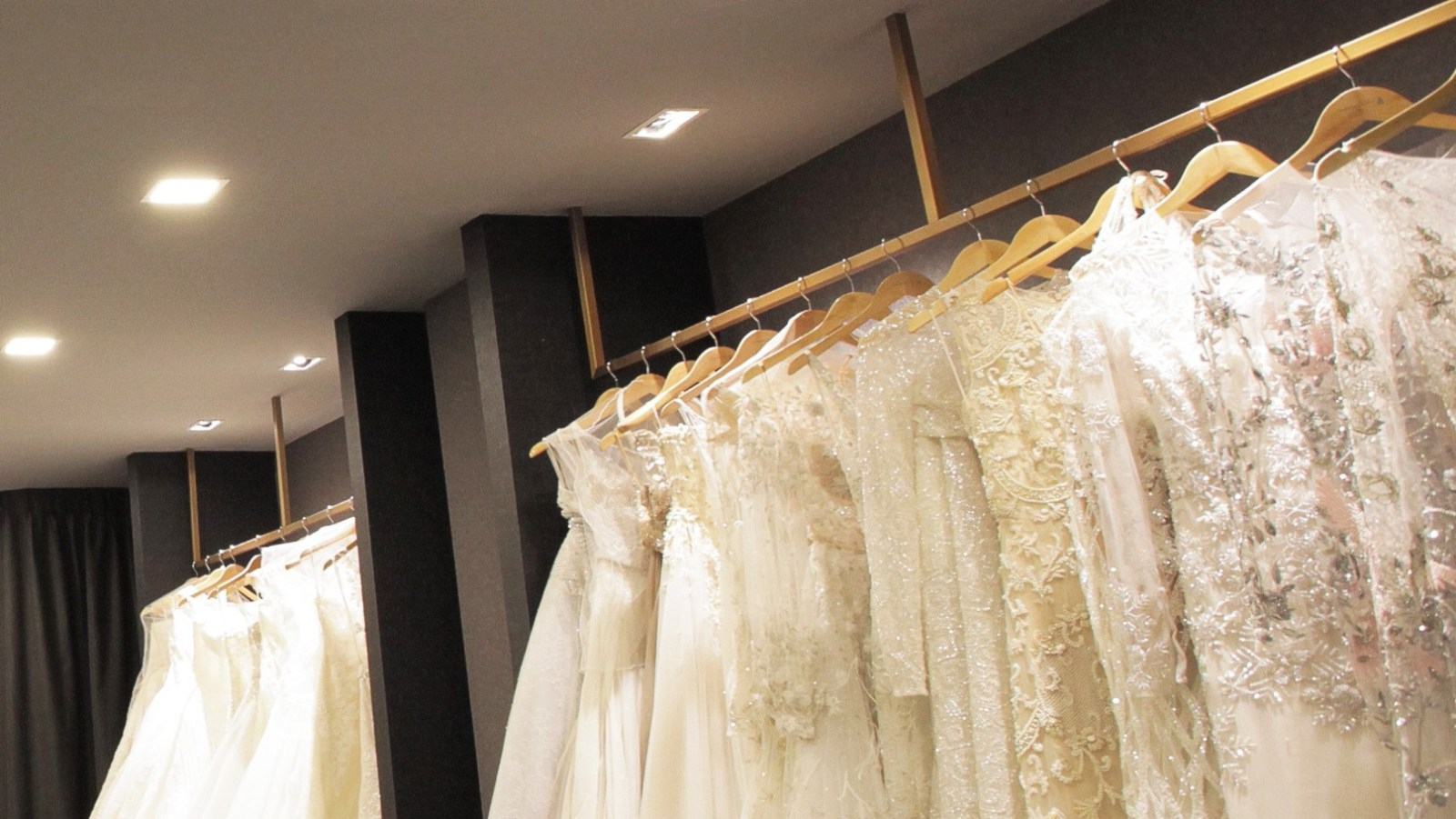 Wedding Gown Shopping in Singapore