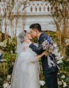 Ainsley and Siying's Stellar Wedding at 1-Altitude