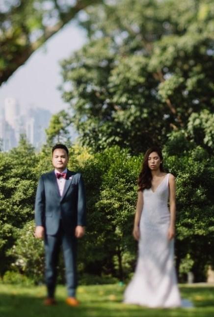 Reagan & Jamie's Fun Outdoor Wedding at Panamericana
