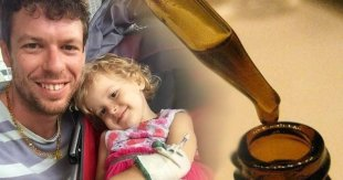 Dad Arrested, His 2-yo Daughter Taken, for Successfully Treating Her Cancer with Cannabis Oil