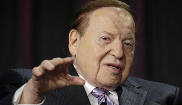 Who Is This Anti-Marijuana Backer Sheldon Adelson?