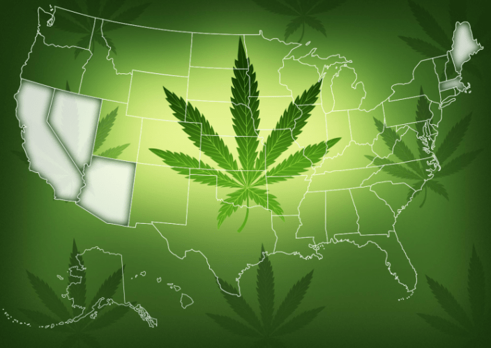 Marijuana ballot initiatives 2016: Five more states may make pot legal