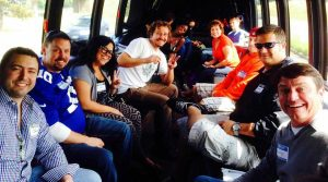 Undercover Denver police sting operation cites 31 people on marijuana tour buses