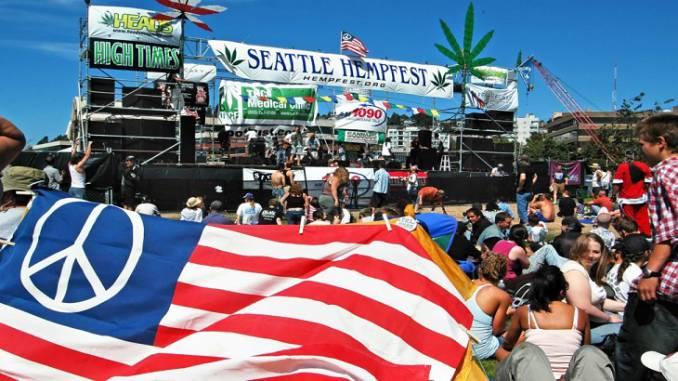 Seattle Hempfest Needs You