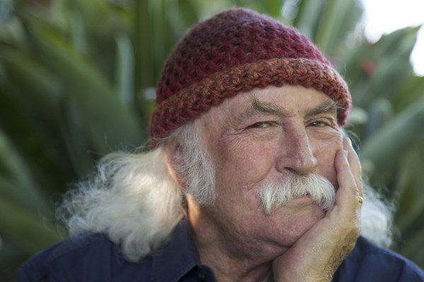 David Crosby Talks Marijuana, His Upcoming Weed Brand & Joni Mitchell