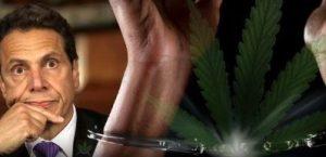 New York Gov. Cuomo Forms Panel To Draft Marijuana Legalization Bill