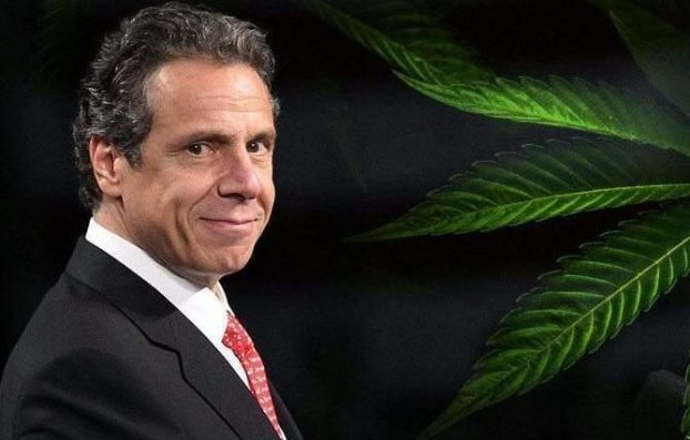 New York Governor Announces Marijuana Legalization Listening Sessions