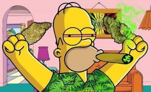 Yes, 'The Simpsons' Also Predicted Canada Legalizing Marijuana