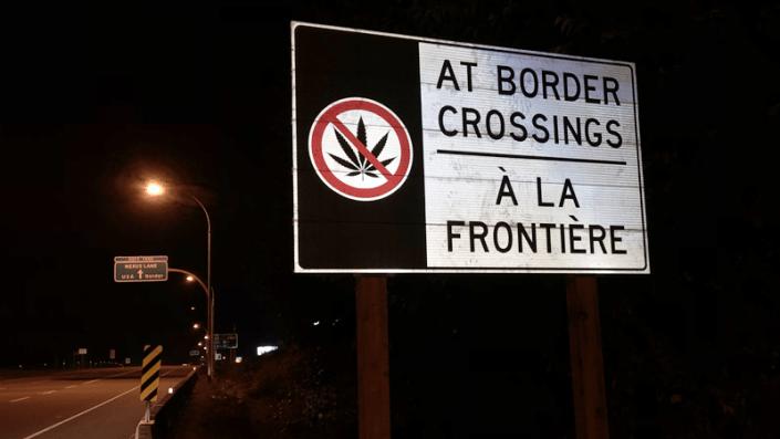 U.S. Marijuana Border Seizures up 140% After Legalization in Canada